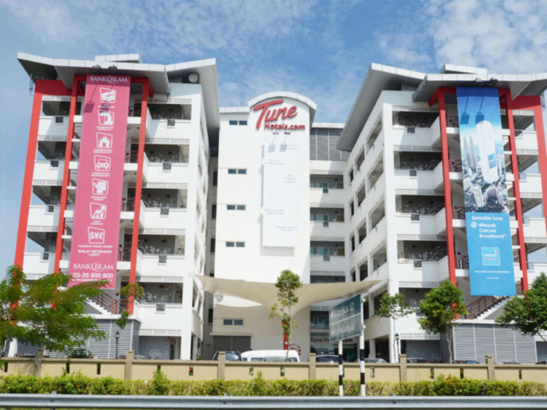 Tune酒店-吉隆坡廉价机场 (Tune Hotel - KLIA-LCCT Airport)图片