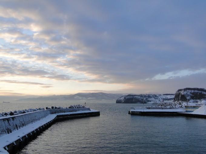 minamiotaru_偶遇雪与海的完美组合(北海道小樽otaru祝津地区)