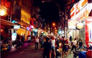 胡志明市景点-范五老街