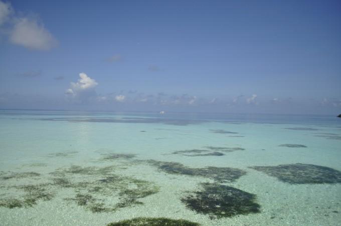 碧海蓝天马代游---2015.10马尔代夫卡尼岛