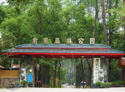 柳州市君武森林公园