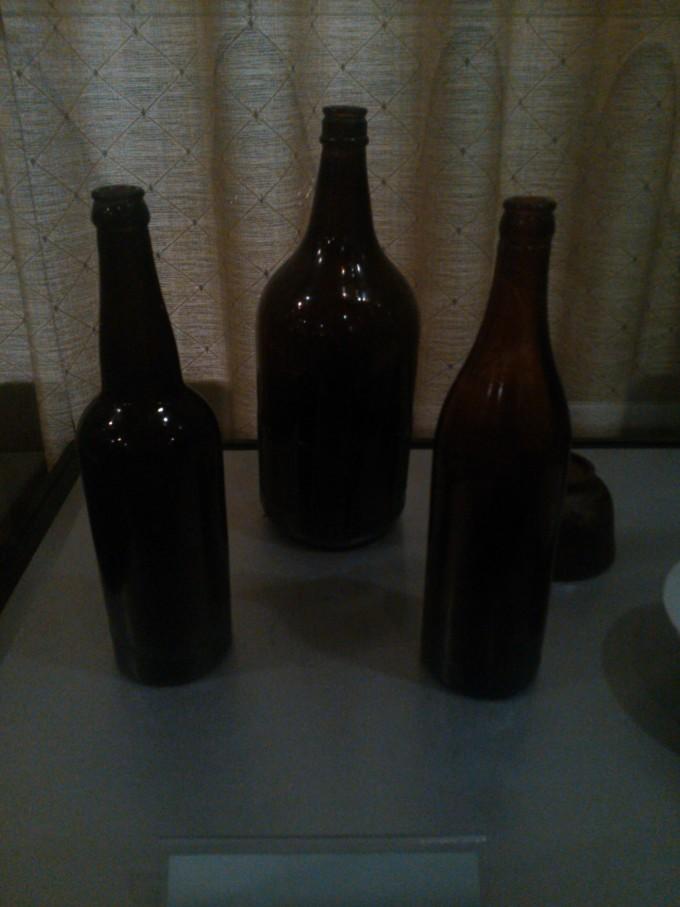啤酒瓶子手工制作夏