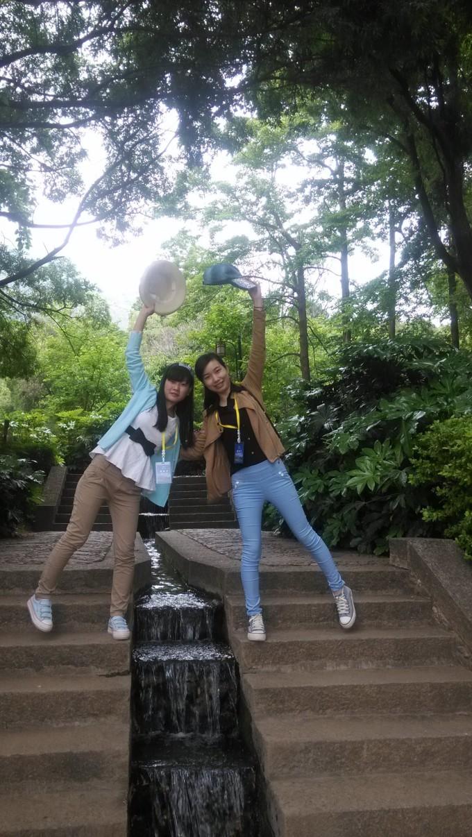 丽江风景图片美女图片
