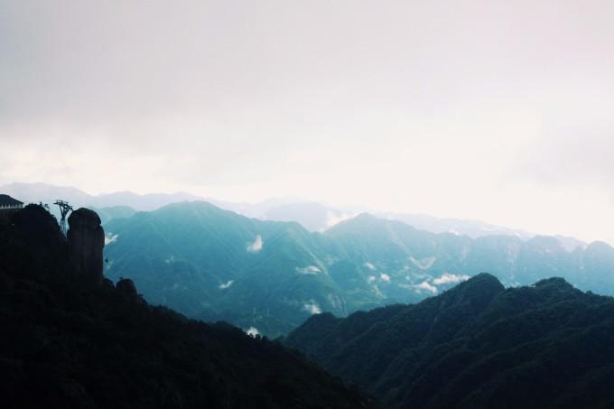 【三清山,婺源】冬天来过,夏天又来了