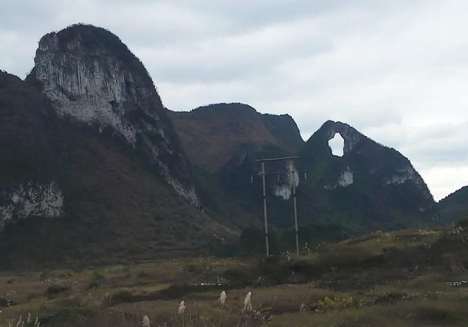 宜宾到桂林沿途风景区