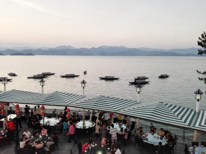 2016夏天千岛湖周末环湖自驾散漫游