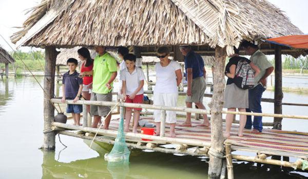 会安【水椰林】迦南岛一日游
