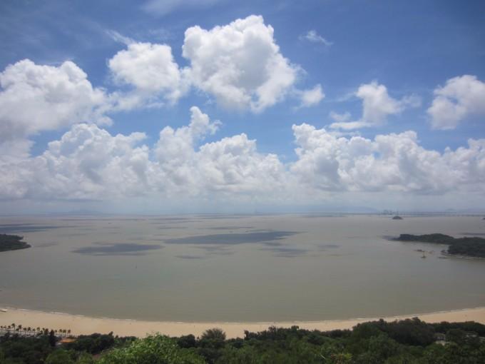 珠海景点逐个睇之-景山公园