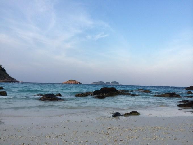 带着情人私奔---马来西亚 热浪岛