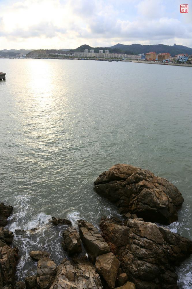 蓝天白云&海边栈道,百岛洞头二日休闲游