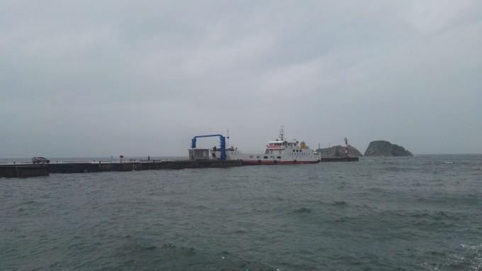 大长山岛鸳鸯港