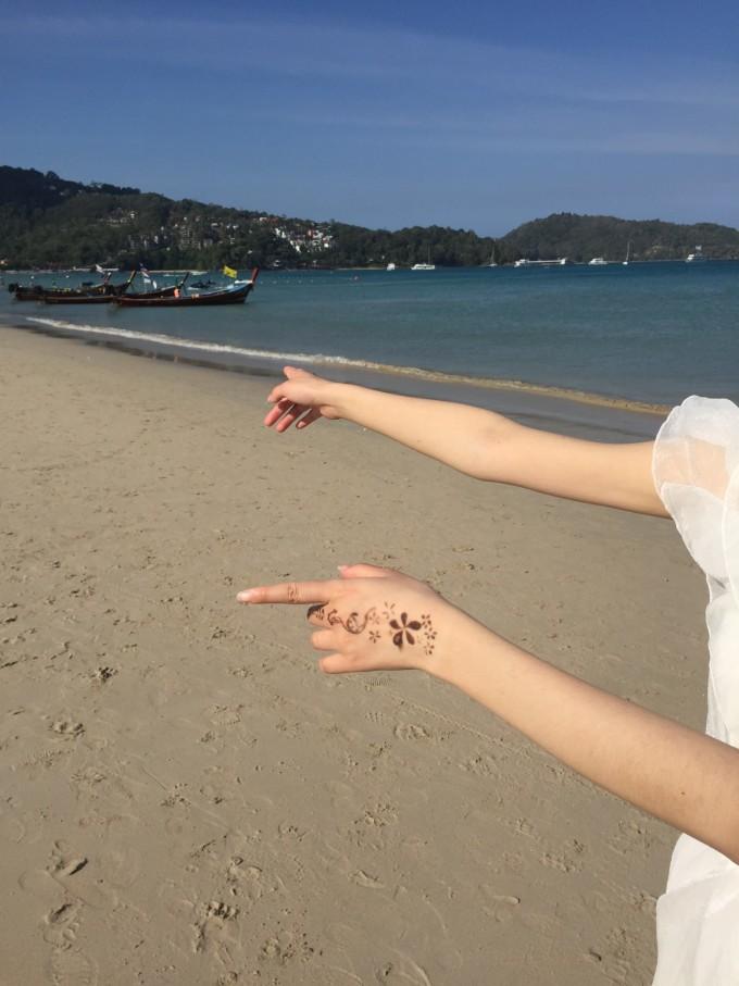 只想在沙滩上晒晒太阳吹吹风--2016普吉岛之行