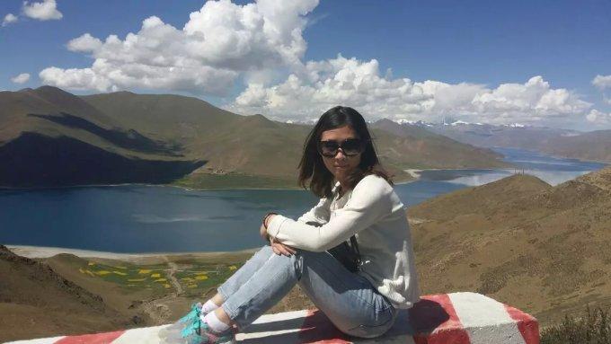 西藏风景微信头像