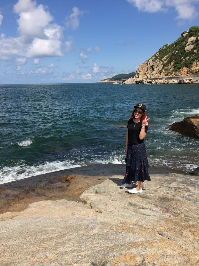 六月的海边——珠海万山岛