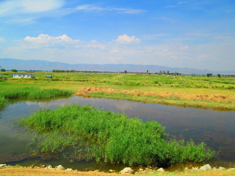内蒙古 包头市 昆都仑区 昭君岛旅游区 - 西部落叶 - 《西部落叶》· 余文博客